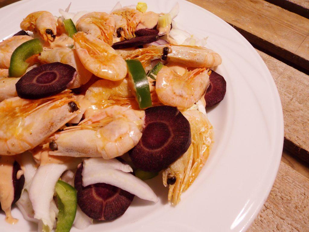 salatka-z-krewetkami