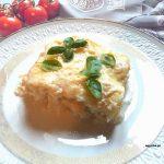 Lasagne z kalafiora