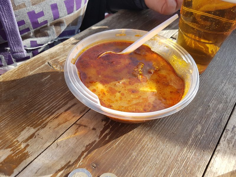 Co można zjeść na stokach Chopoku na Słowacji