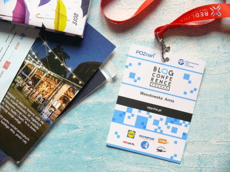 Kulisy blogowania, czyli Blog Conference Poznań