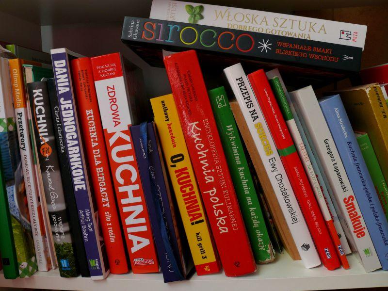 Jak wybrać dobrą książkę kucharską