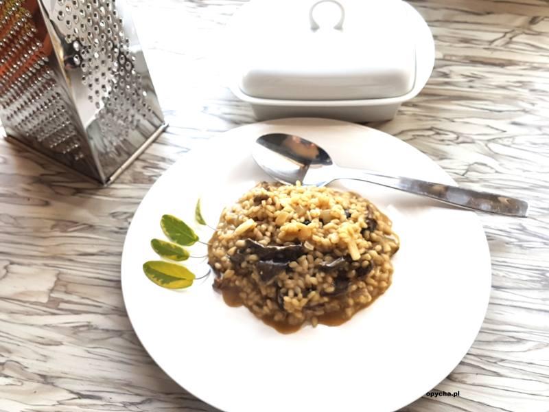 risotto-z-suszonymi-grzybami