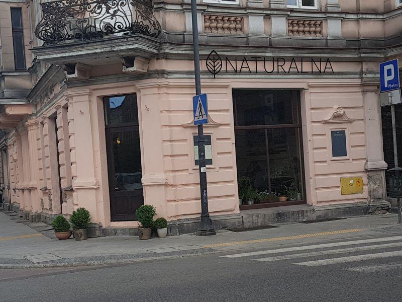 wegetariańska restauracja