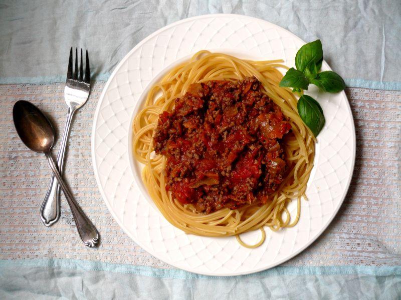 Sos do spaghetti bolognese