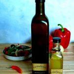 oleje cameleon olej lniany olej z ostropestu recenzja