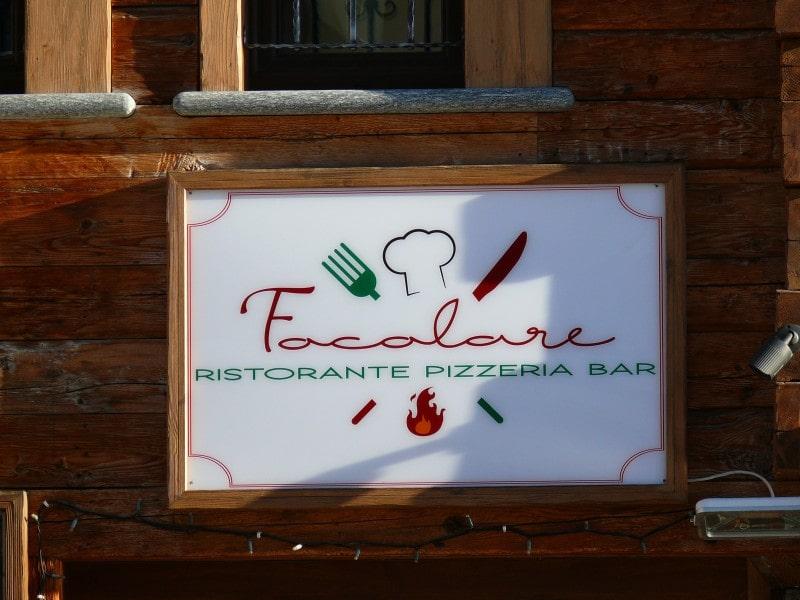 Livigno Włochy co zjeść co robić Focolare