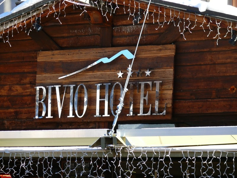 Livigno Włochy co zjeść co robić Bivio Hotel