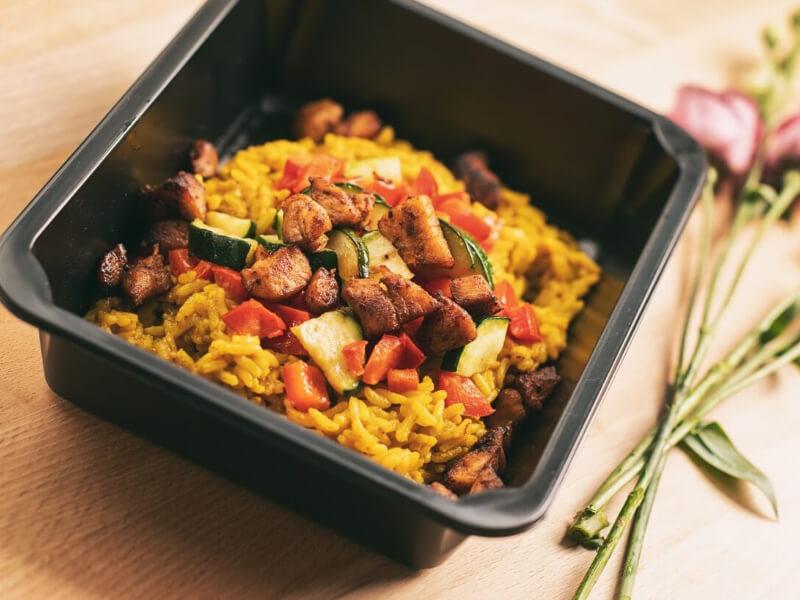 Fitnezja - catering - dieta pudełkowa z dostawą do domu
