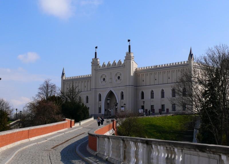 gdzie warto zabłądzić w Lublinie, zwiedzanie Lublina, Lublin na weekend zamek