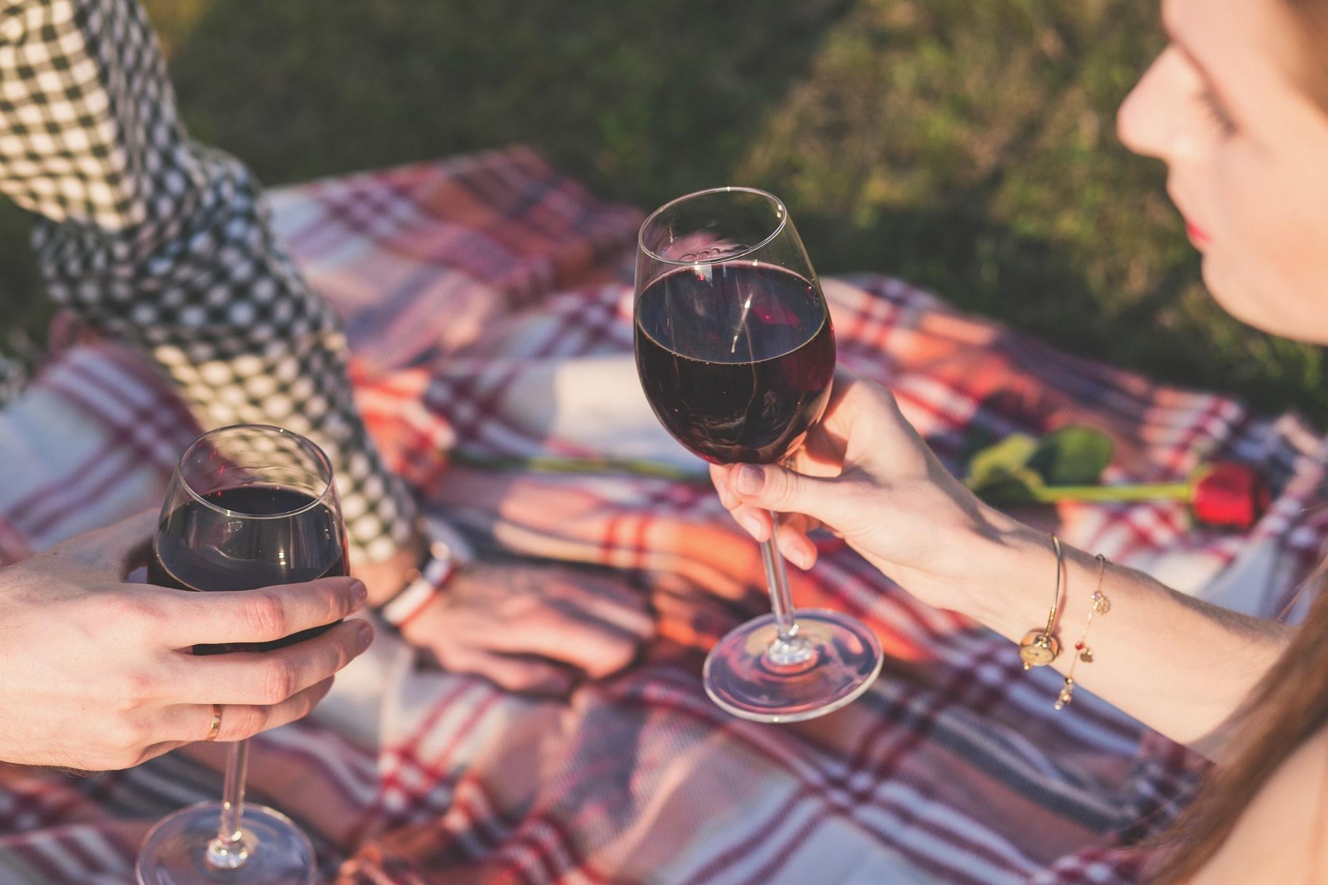 jakie wino na randkę, wybór wina
