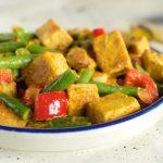 Prasowane tofu – co to, jak to się robi i po co?