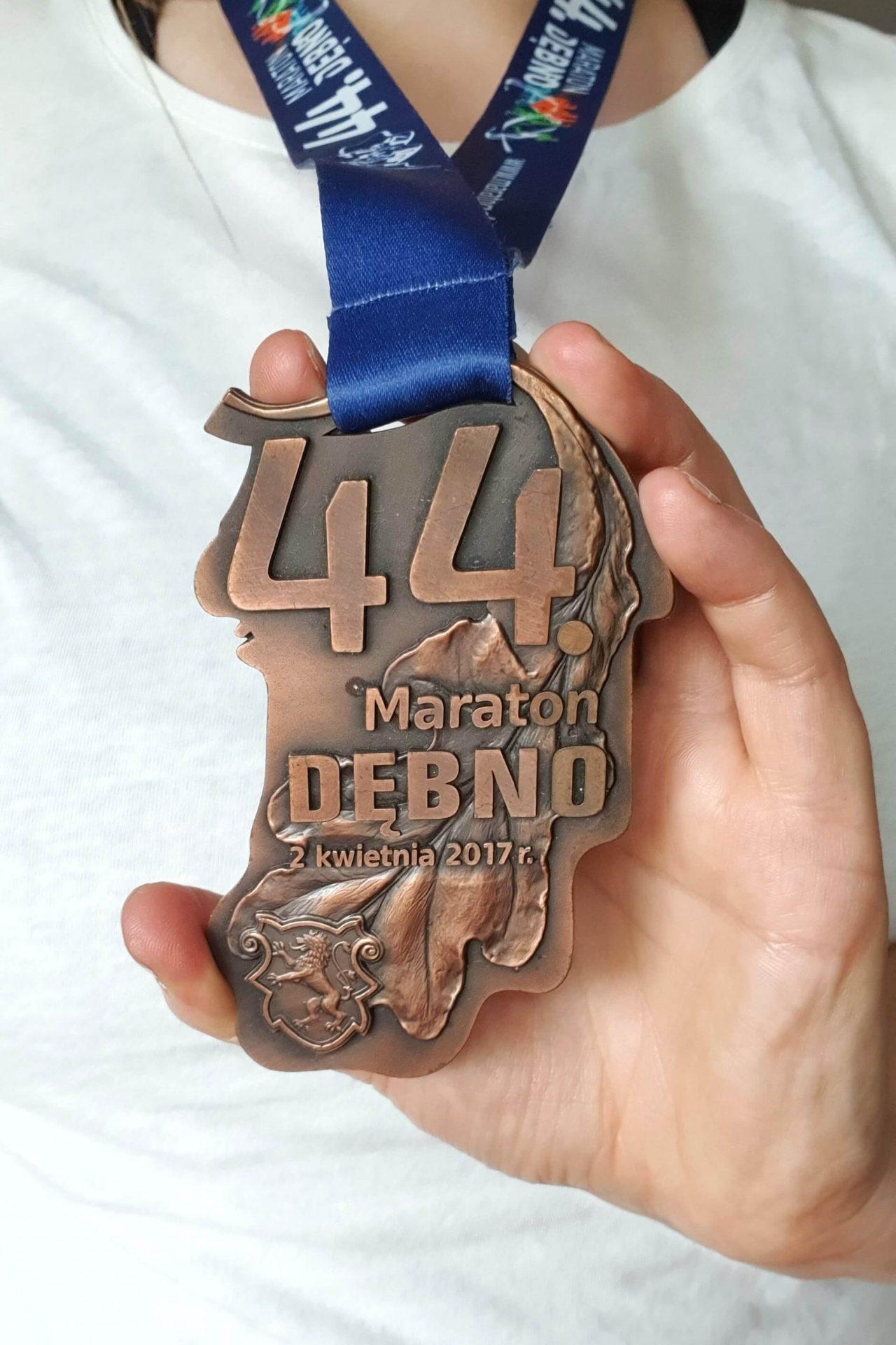 Jak przebiegłam swój pierwszy maraton?