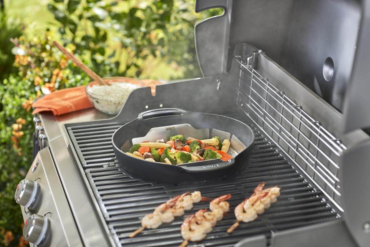 Lekkie dania z grilla - najlepsze pomysły