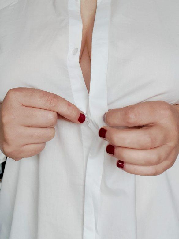 Smutna historia białej koszuli